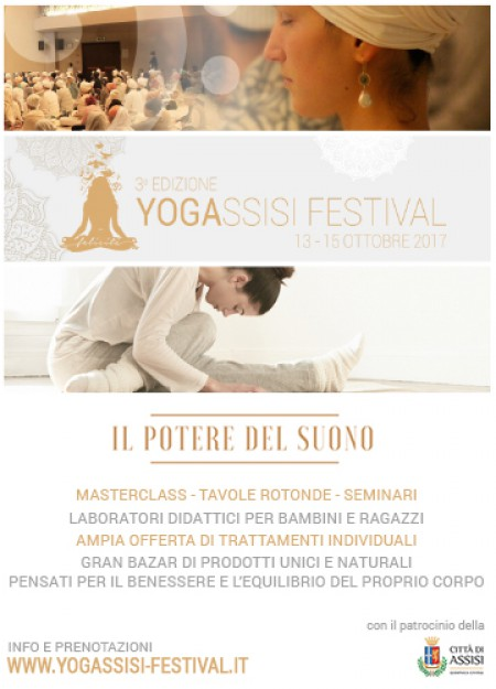 YOGASSISI FESTIVAL